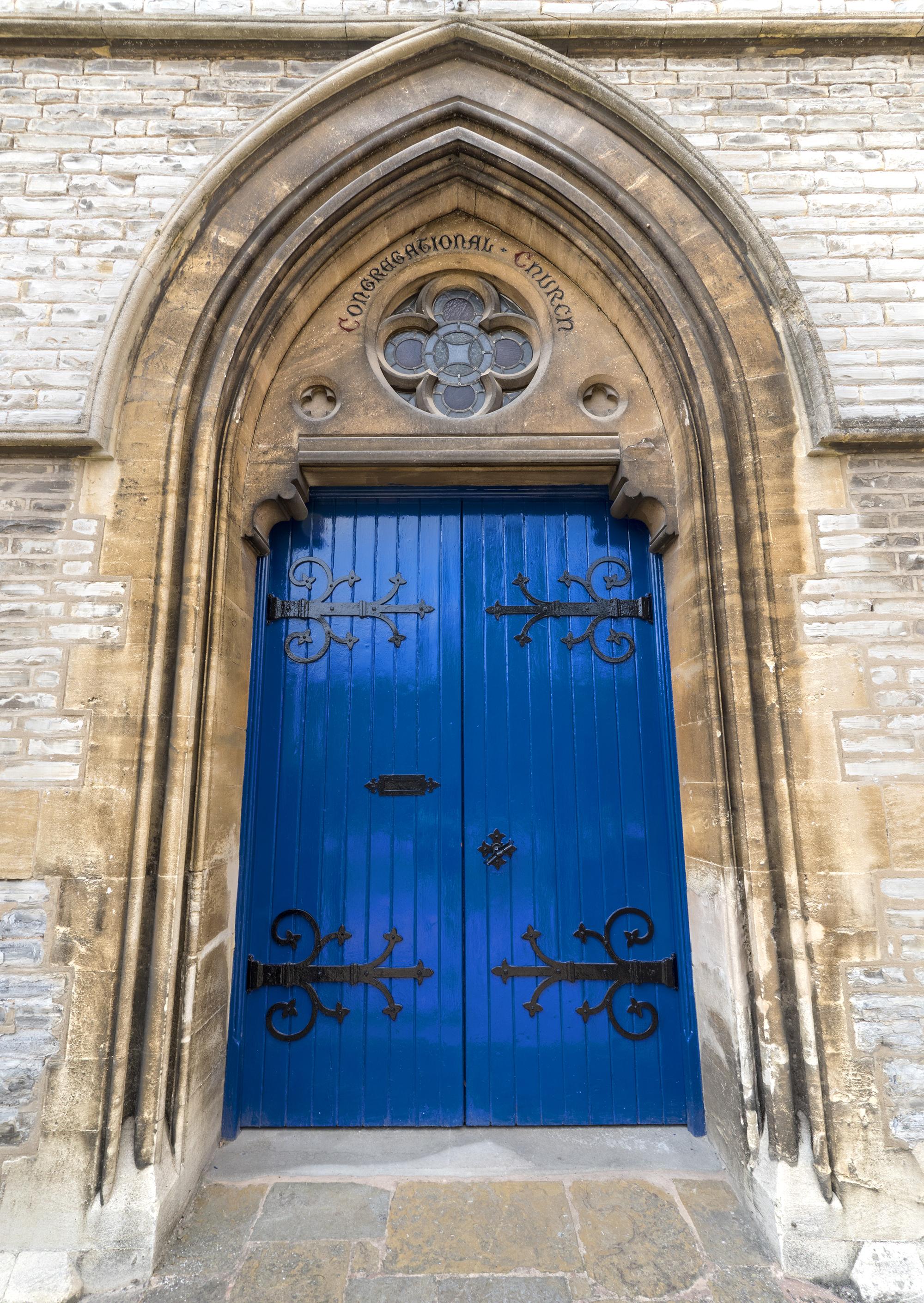 stratford congregation church doors