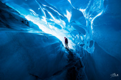Lindsey Ice Cave
