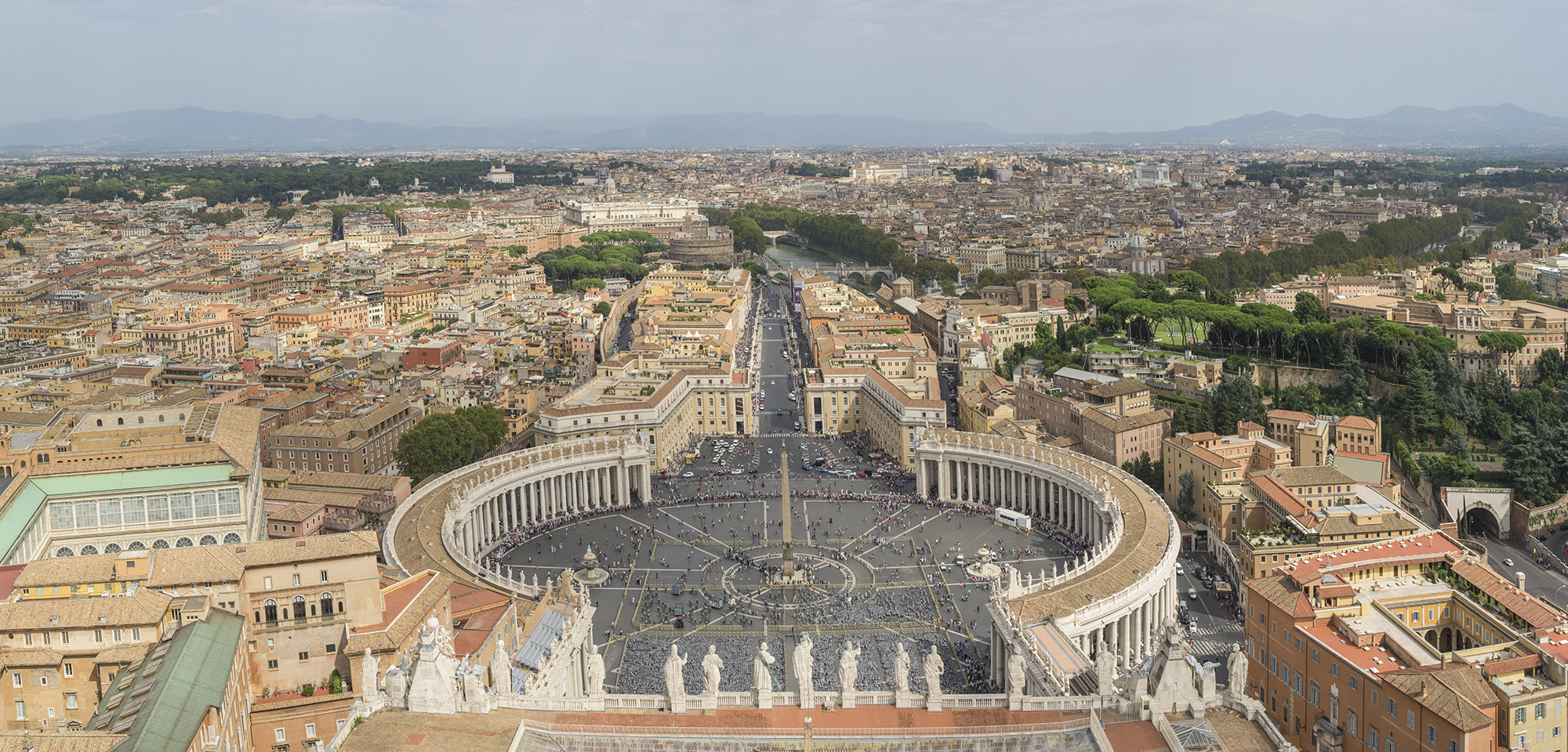vatican city HUGE project