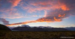 Skaftafell Sunrise