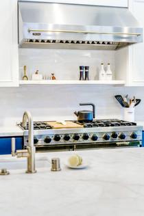 Kitchen Range and island sink details 1.