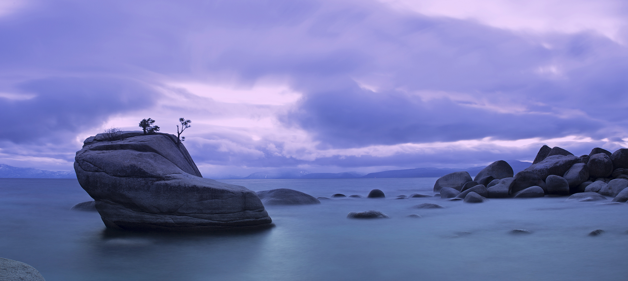 BONSAI ROCK DREAMY PANORAMA FILTER