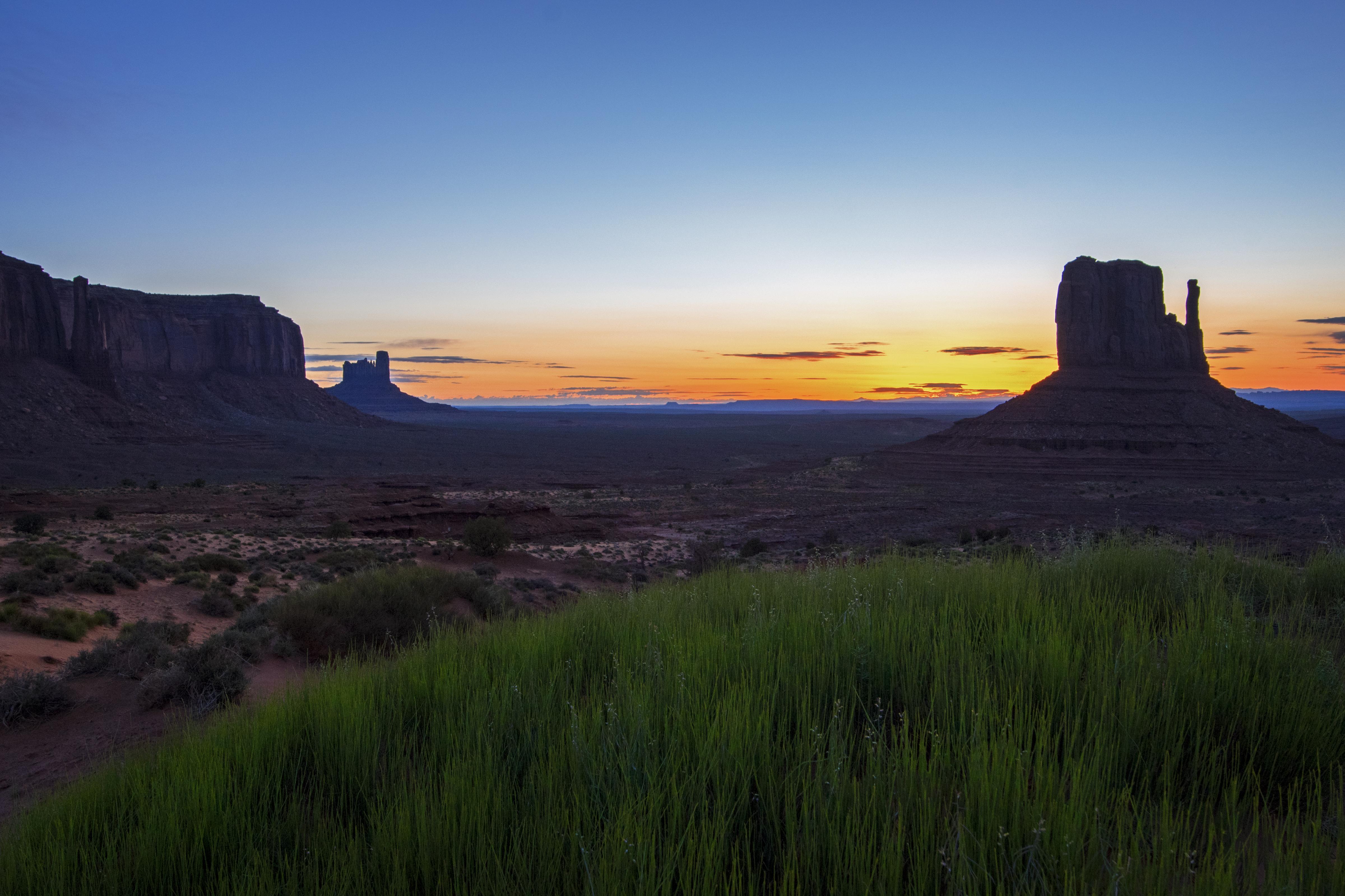the mittens sunrise 2