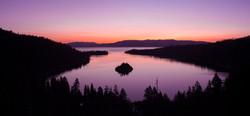 Emerald Bay Sunrise Warm