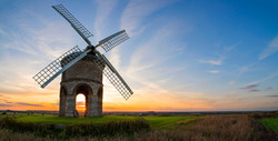 windmill panorama