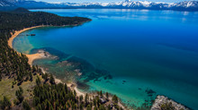 Stunning Aerial Photography of Lake Tahoe by Brad Scott Visuals