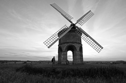 charlie windmill black and white