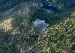 Angora Lakes closeup