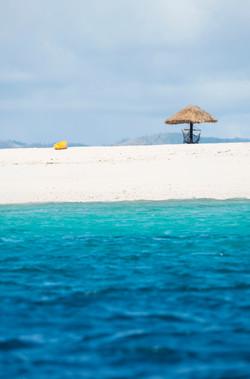 Namotu beach paradise