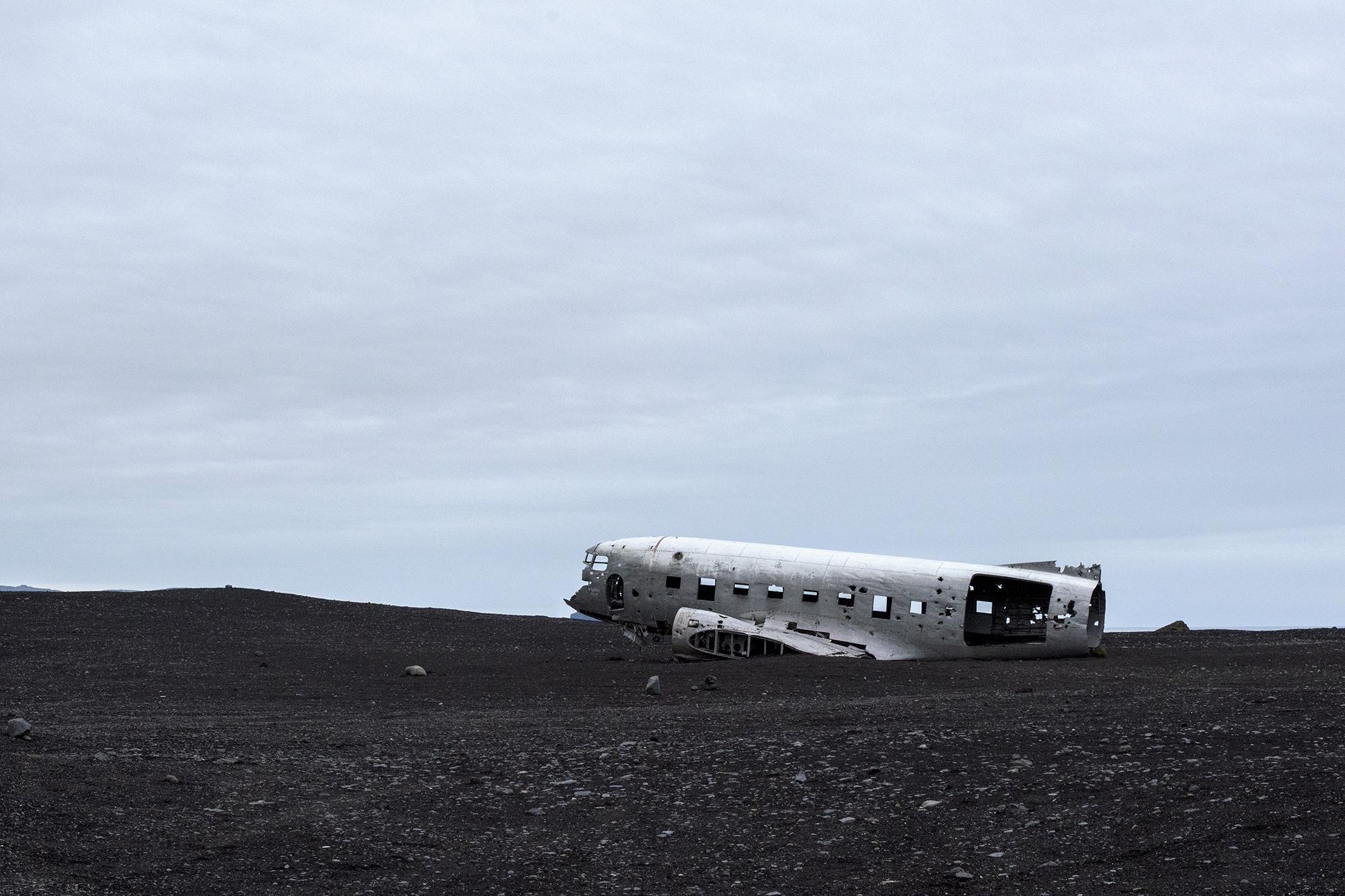 dc10 plane wreck