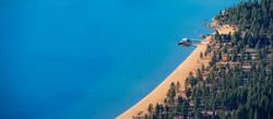 nevada beach from heavenly pano