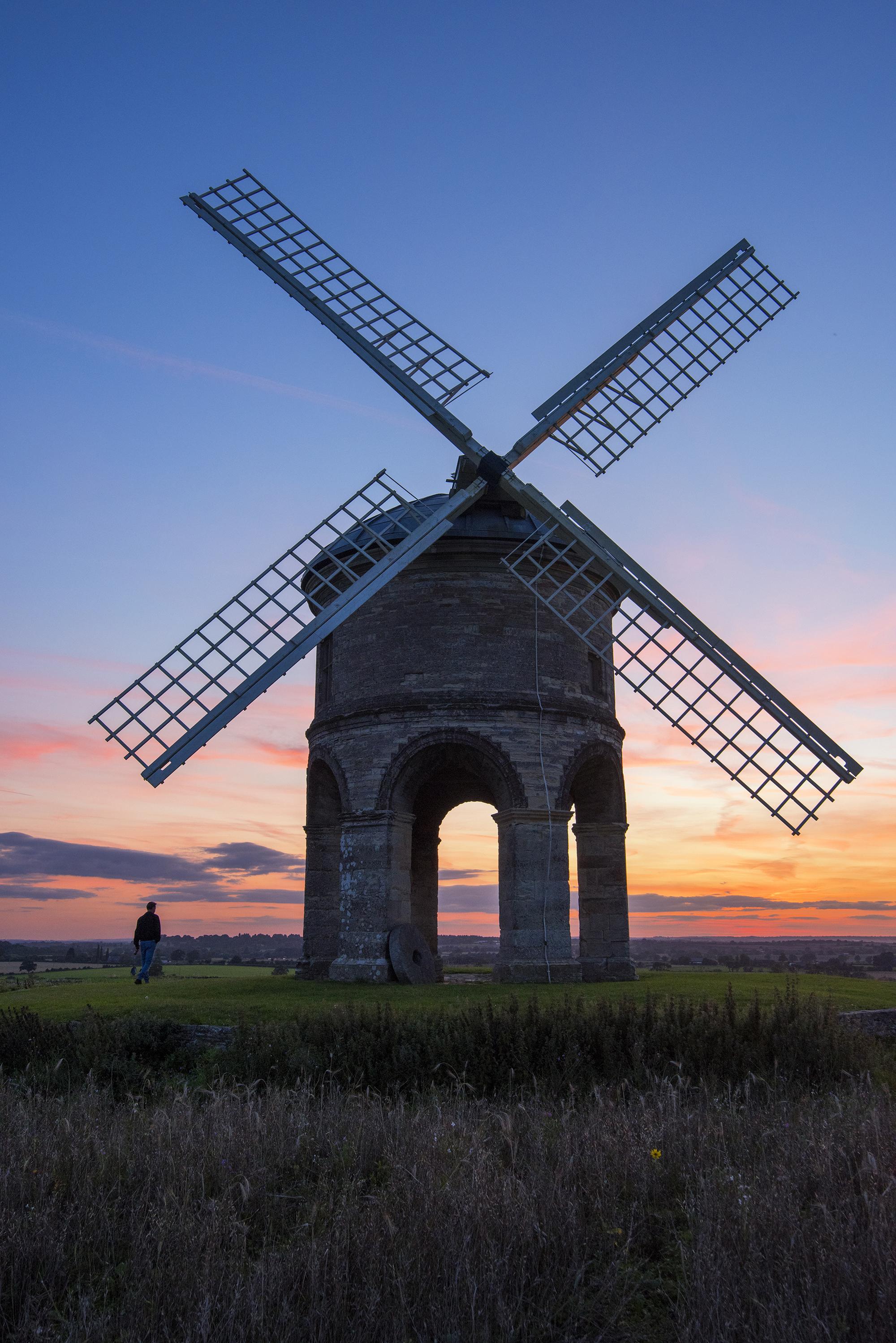 charlie windmill
