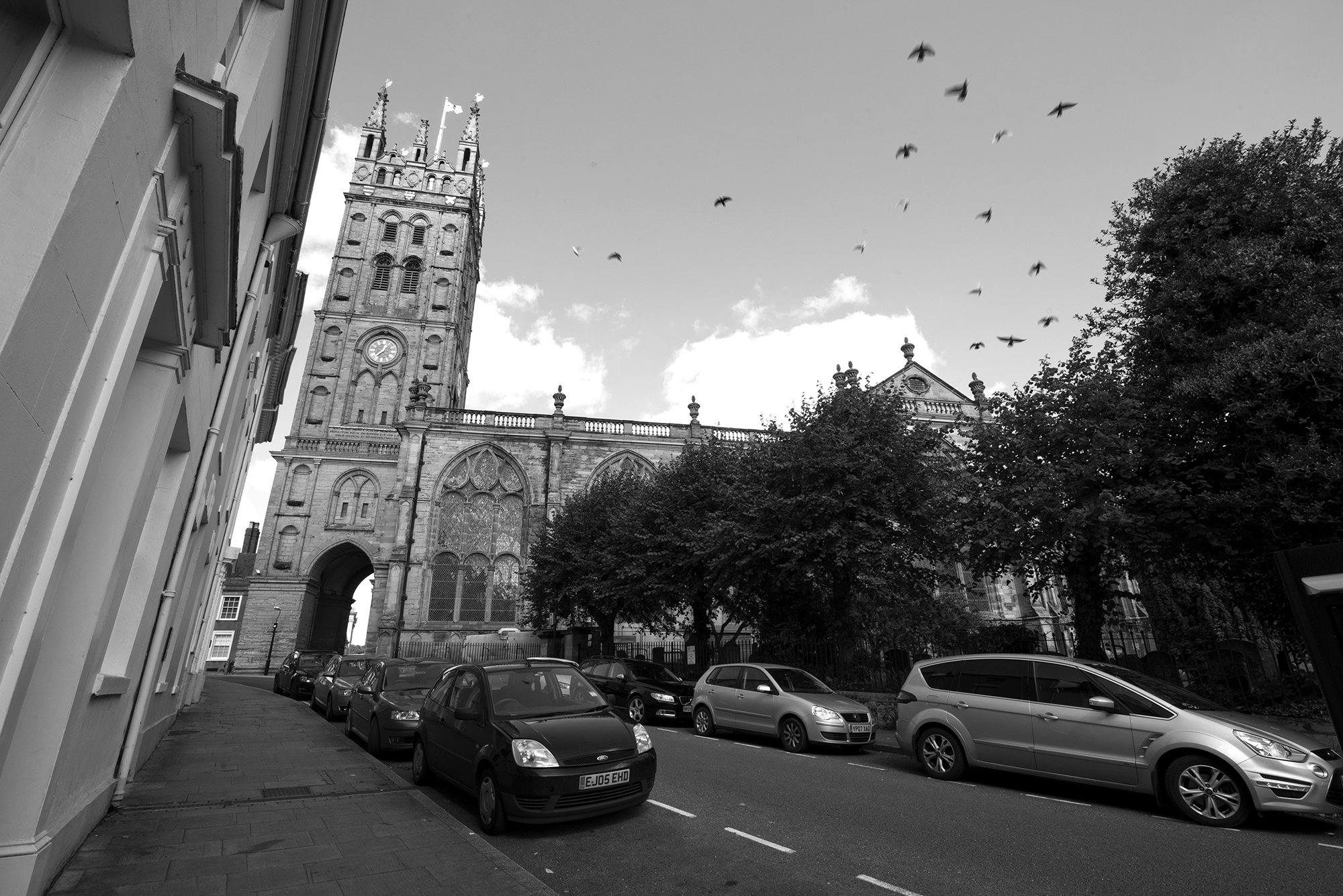 St Mary's Tower Warwick