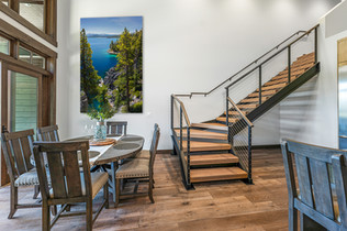 Dining and stairs with print 2.jpg