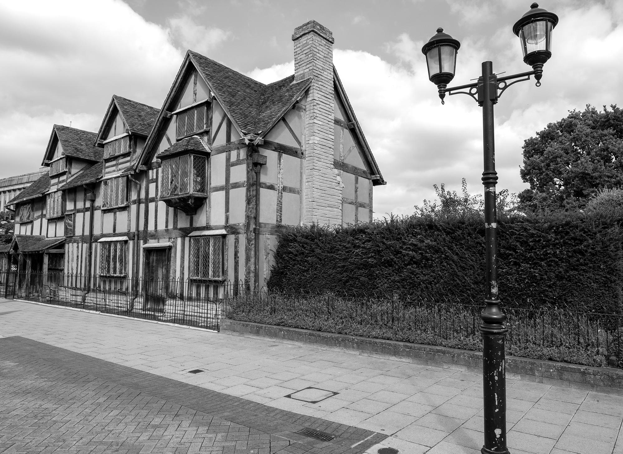 william shakespears house