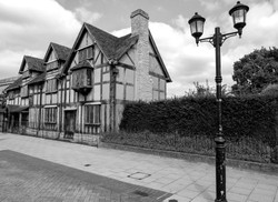 william shakespears house