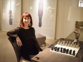 Shoutout LA interviews Interior Designer & Owner, Jennifer Aos.