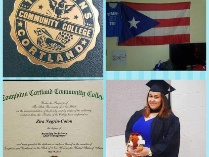 TC3 Graduate Zira Colon