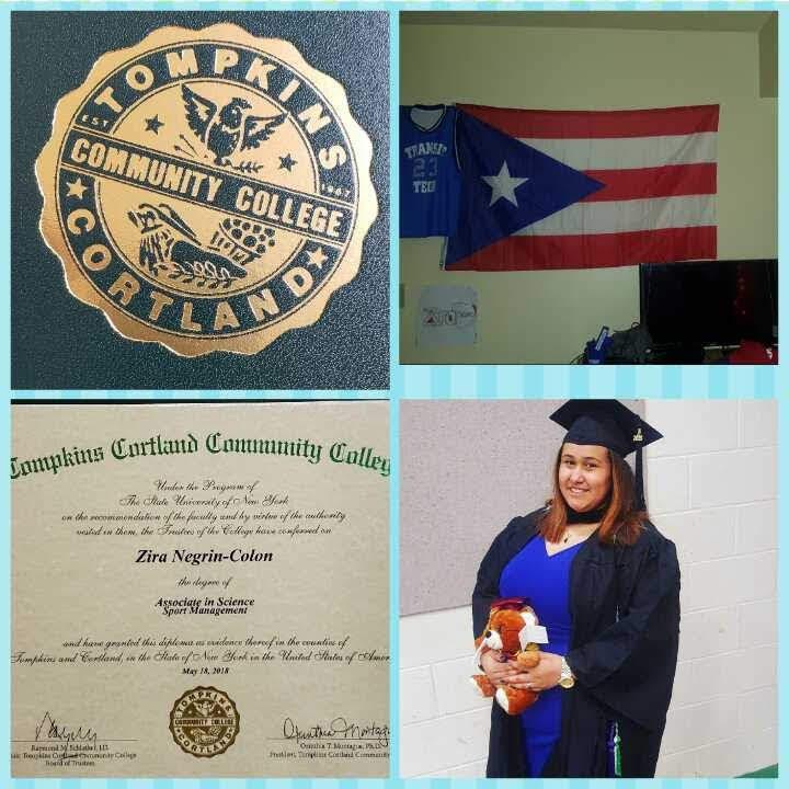 TCC Graduate Zira Colon