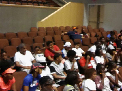 Summer College Tour: Morgan State