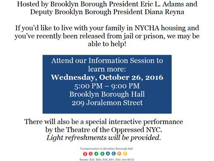 NYCHA Reunites Families
