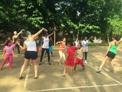 Dance in Brazil