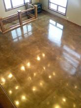 Polished concrete floors are uniquely resistant to the kind of abrasion