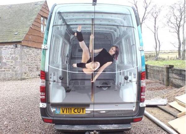 Van wrap is it real?