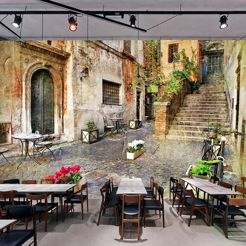 Mosaic Custom-Any-Size-Wall-Murals-3D