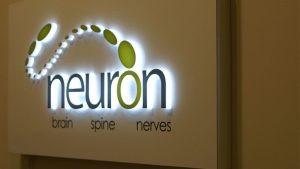 Neuron-Backlit-lobby-sign