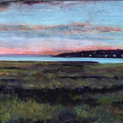 Bay Farm Sunset, Duxbury