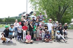 "Tournée ""Skate For Fun"""