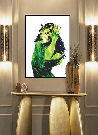Jade paint