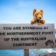 Diff-lock the Dingo at Cape York