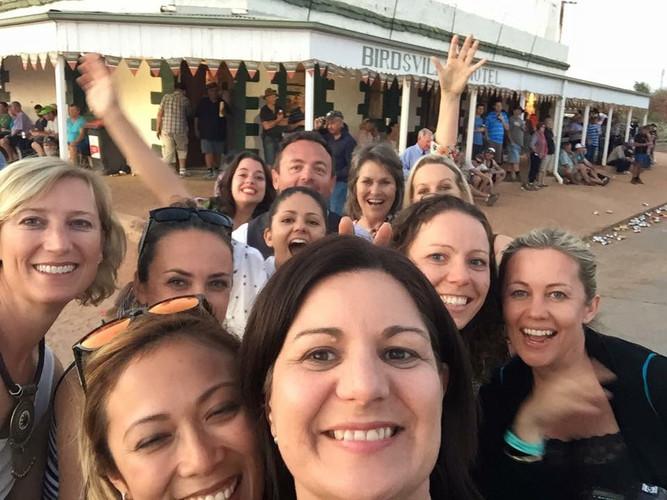 Girls Got Grit Tour to Birdsville Races