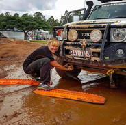 Playing in the mud with Maxtrax