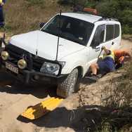 Vehicle recovery with Australian Offroad Academy