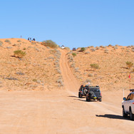 4x4 desert Driving with the Australian Offroad Academy