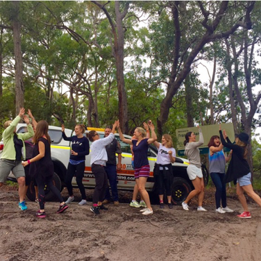 4x4 training and tour with the Australian Offroad Academy