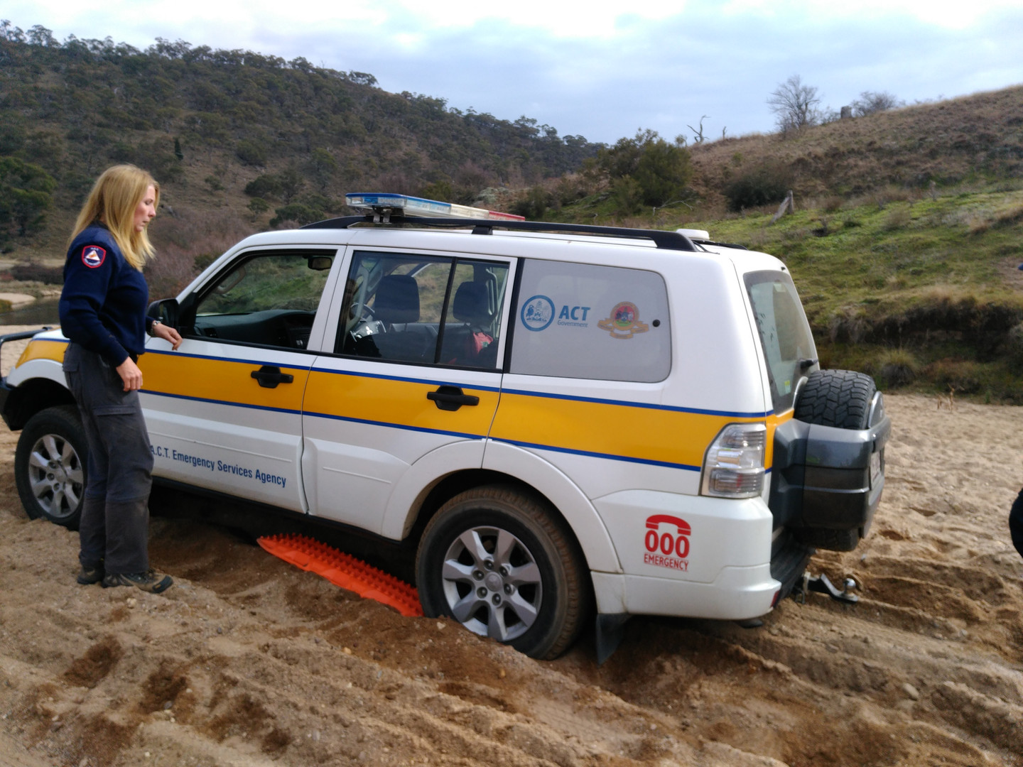 Learning vehicle recovery