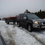 Snow driving with the Australian Offroad Academy