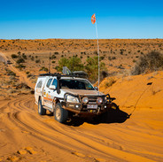 Ultimate desert driving at the Australian Offroad Academy