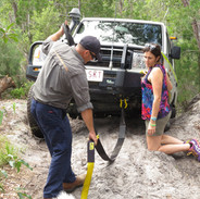 Learning safe vehicle recovery