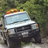 Learning offroad 4x4 driving with AORA