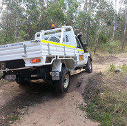 4x4 training for corporates and government with AORA