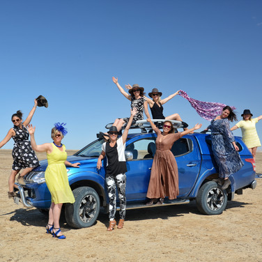 Birdsville Races with Offroad Ready and AORA