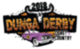 The Dunga Derby 2018 Logo