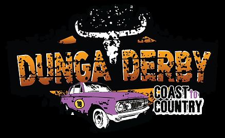 The Dunga Derby 2018 Logo