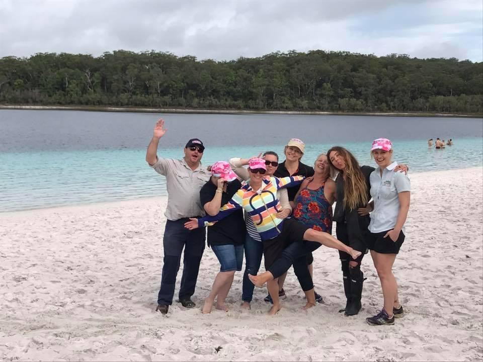 Girls Got Grit Tour to Fraser Island