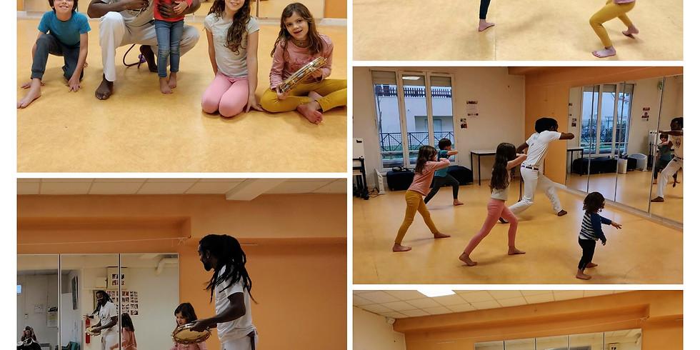 Curso de Capoeira - O Gunga é meu